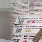 DIY Printed QR Code Marketing Materials