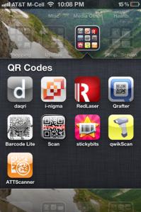 QR Code Smartphone Apps