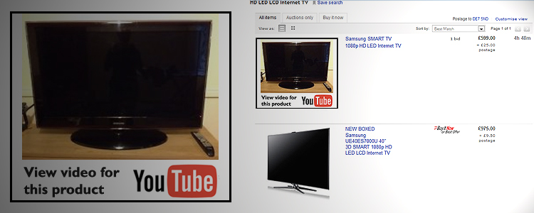Increase eBay Sales with Embedded YouTube Videos