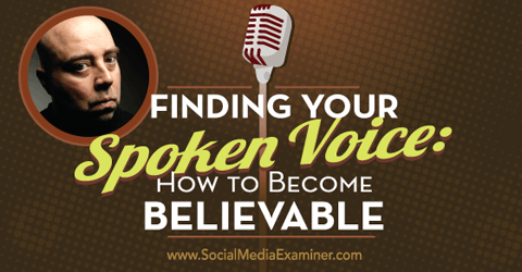 Social Media Examiner Podcast