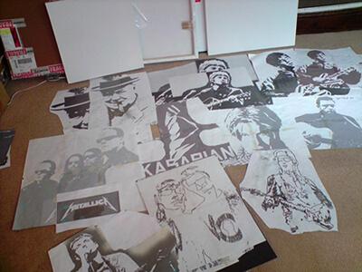 Art templates