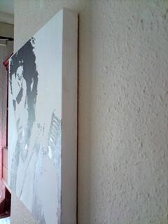 Flush Canvas