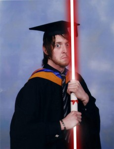 Light Saber Graduation