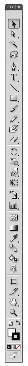 Illustrator Main Toolbar