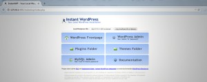 Instant WordPress Software