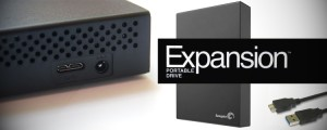 Seagate Expansion 2TB USB 3 Storage