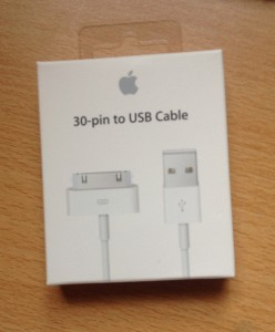 Apple Official Charger