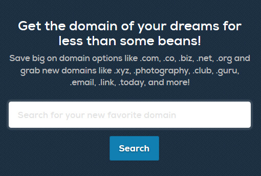 DreamHost URLs