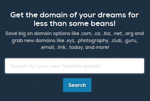 DreamHost URLs