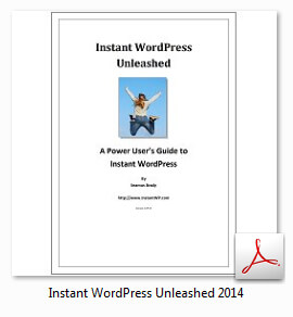 Instant WordPress Unleashed