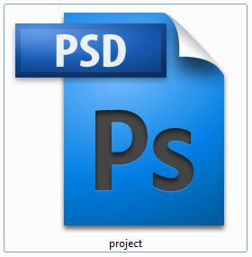Photoshop format