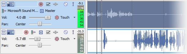 Recorded Skype Voice Call