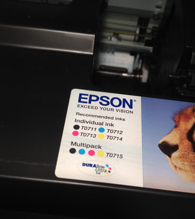 Epson Stylus SX215 Recommended Inks