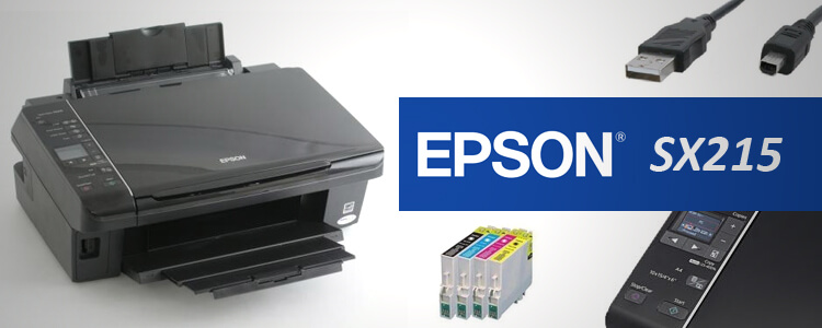 Epson SX215 Printer Scanner