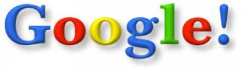 Google Original Logo circa 1998