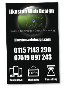 Web Design Business Card
