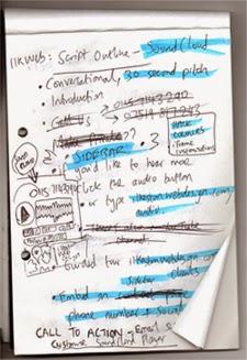Darren's notebook