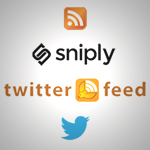 Automatically Post Any RSS Feed to Twitter via Sniply and TwitterFeed