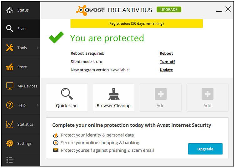 web shield software free