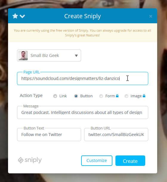 Sniply Creator