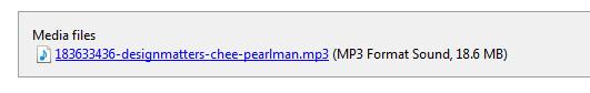 SoundCloud MP3 link