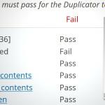Duplicator ZipArchive Failure