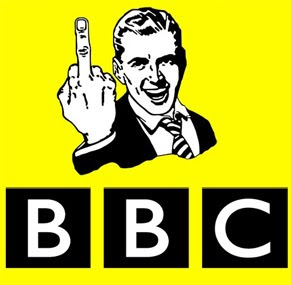 BBC Middle Finger
