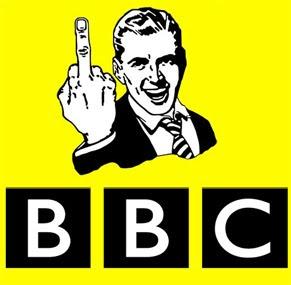 BBC Middle Finger
