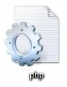 PHP Configuration File Icon