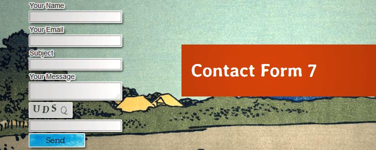 Contact Form 7 WordPress Plugin