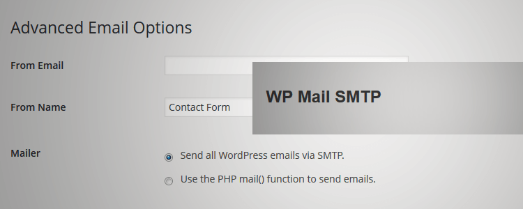 WP Mail SMTP Plugin