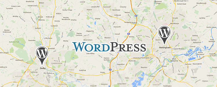WordPress Meetup East Midlands