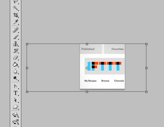 WordPress Thumbnail Composition Example