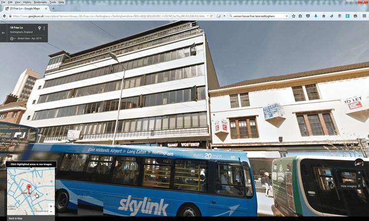 Street View Photo on Google Maps