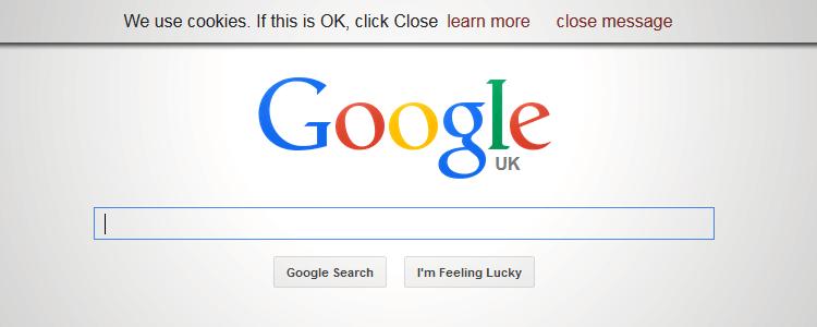 Google Cookie Requirements EU Law