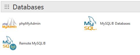 CPanel Remote MySQL Area