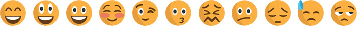 Emojis for WordPress