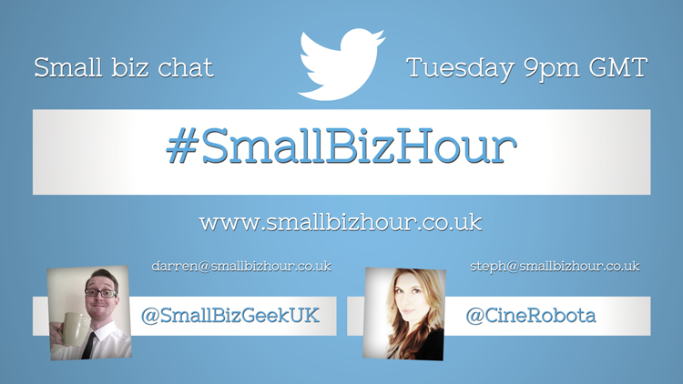 Small Biz Hour Twitter Chats
