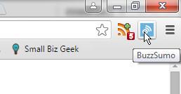 Google Chrome Extension Icon