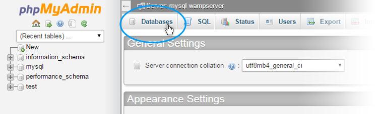WAMP Server Stack – Localhost for Development & Testing
