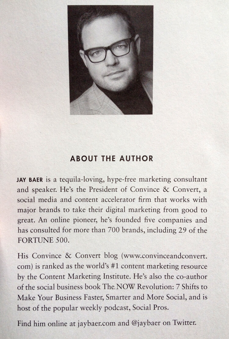About Jay Baer
