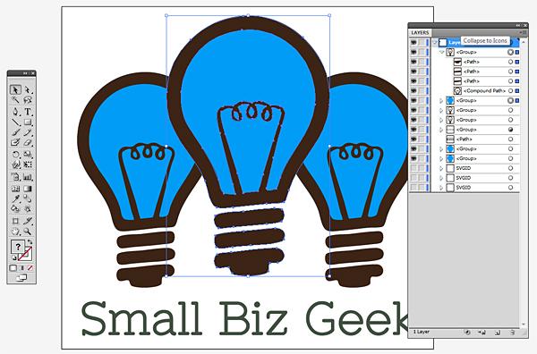 Small Biz Geek logo