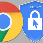 Google Chrome browser security warnings