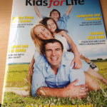 Kids for Life fake charity magazine front cover