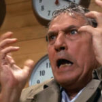 "Howard Beale from the film ""Network"" gets mad"